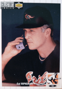 Funniest Baseball Cards of All time Cal