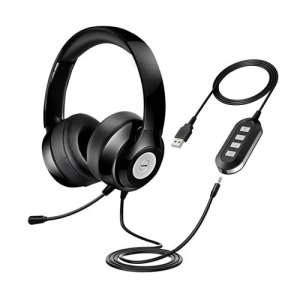 Headset with Microphone