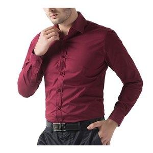 Men's Business Sleeves Dress Shirts