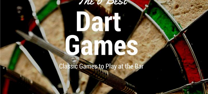 5 Popular Dart Games- Learn How to Play - peakpicker.com