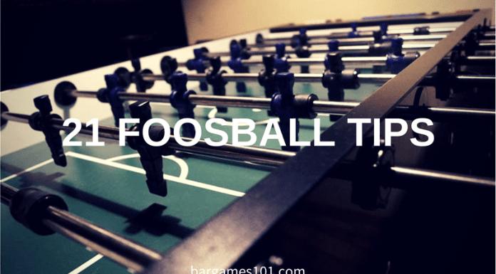 21 Foosball Tips & Techniques