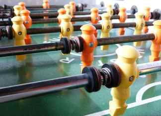 how to get more powerful foosball shots