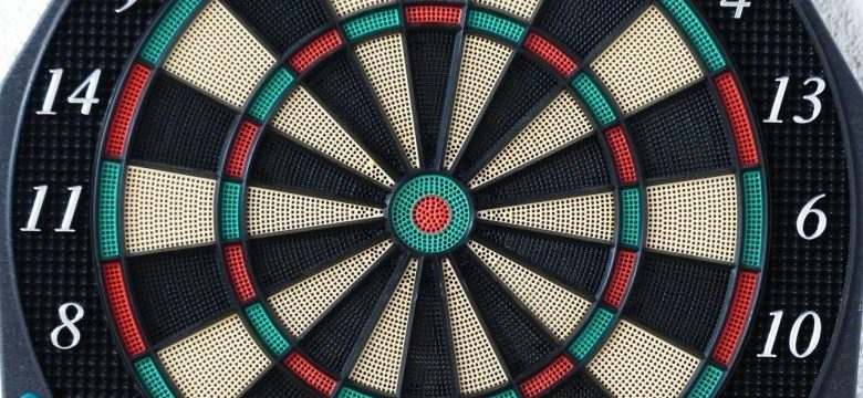The Best Electronic Dart Board: A Complete Guide