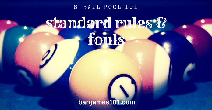 8 Ball Pool Rules