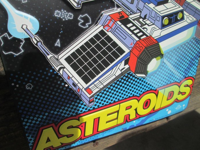 Asteroids Classic Arcade Game