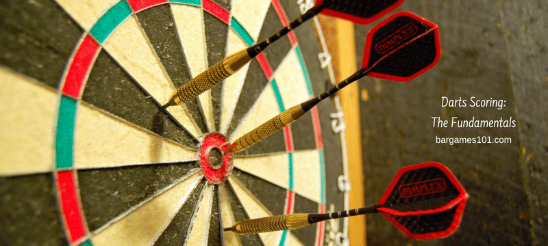 Darts Scoring: The Fundamentals
