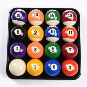 Empire Deluxe Billiard Balls