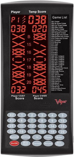 Viper Digital Darts Scorer