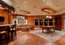 billiard room ideas