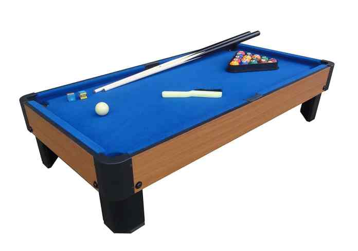 playcraft sport mini pool table
