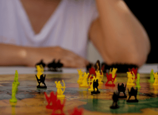 strategy board games for the bar