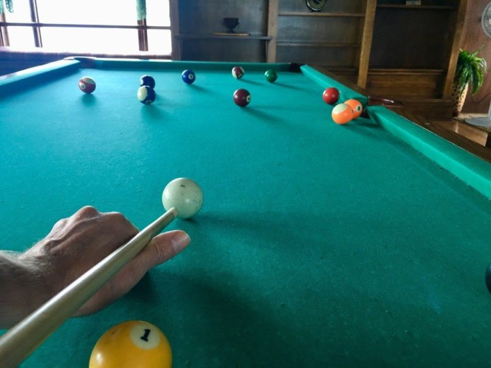 Cue Ball Positioning