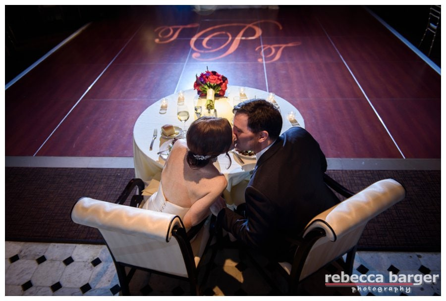 Congratulations Tracey + Tim, Best Wishes Always! ~rebecca barger photography
