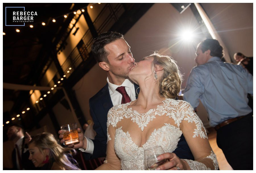 Best Wishes, Jenna & Dan, may the dancing never end. ~Rebecca Barger Photography