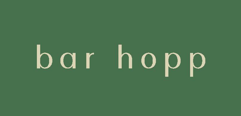 bar hopp