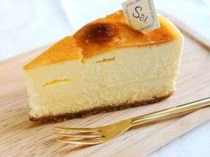 ピアッコリーナサイのチーズケーキ