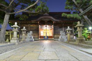 舞子 六神社