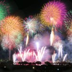 【2019年】みなと神戸花火大会の有料席の金額は?チケット販売はいつから?