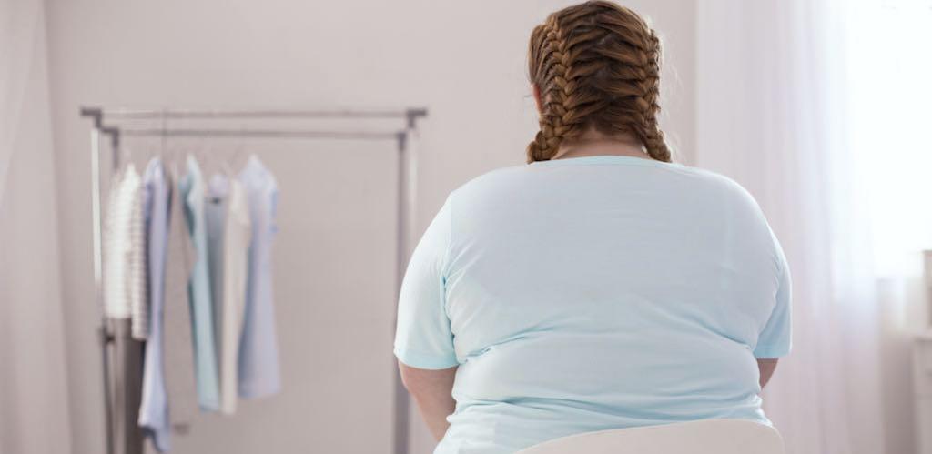 l'obésité est une prison