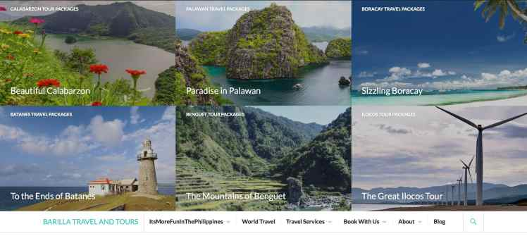 Barilla Travel 2017