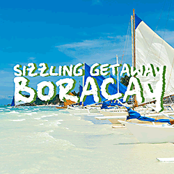 Sizzling Boracay Travel Package