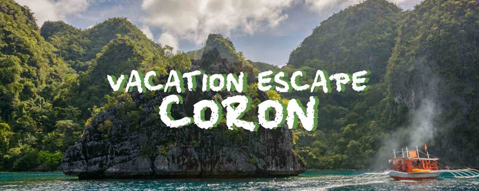 Coron-Vacation-Escape