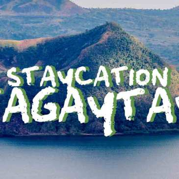staycation-tagaytay