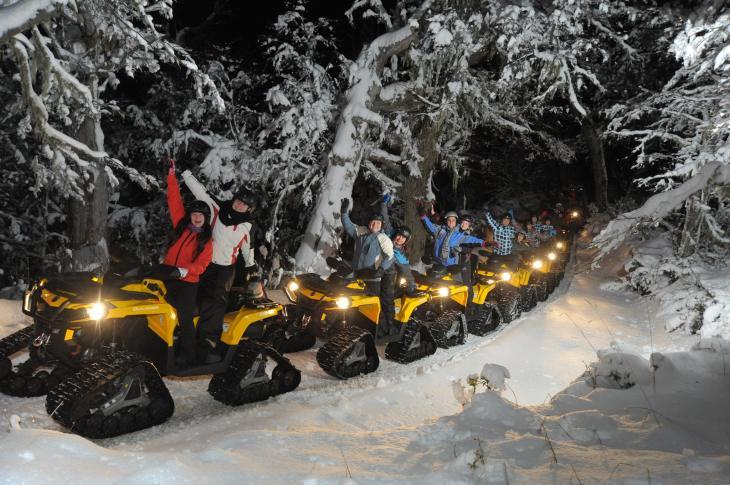 Noche Nórdica - o que fazer à noite em Bariloche