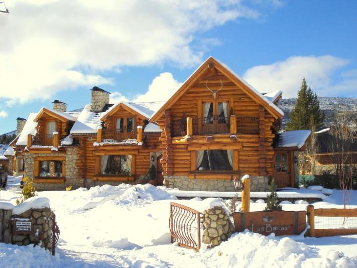 Las Baitas - hotéis em Bariloche - Cerro Catedral