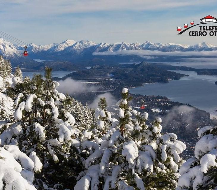 Teleférico Cerro Otto - Bariloche