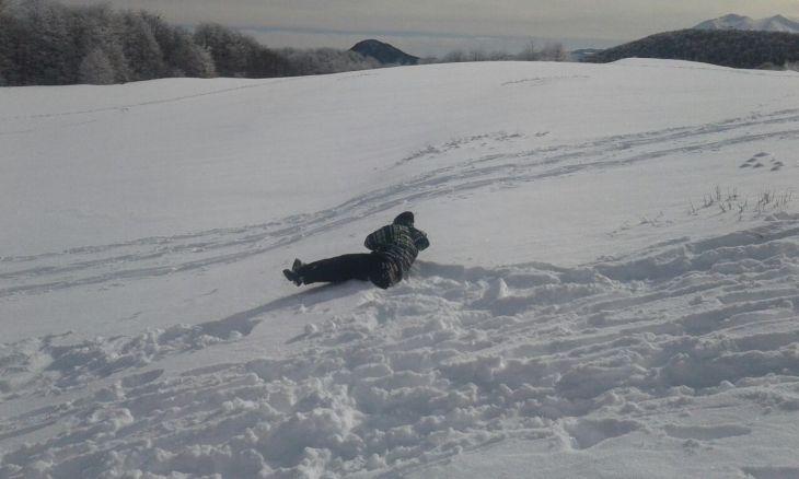 Nieve al Limite - skibunda - ski bunda