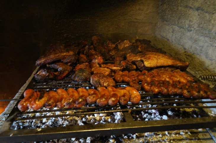 churrasco estancia san ramon