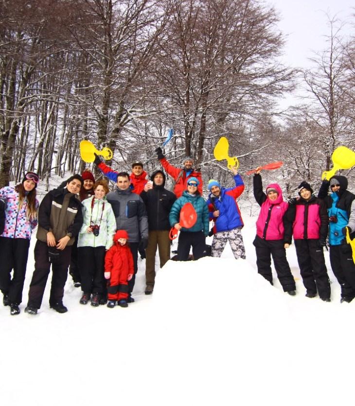 agência de turismo em Bariloche
