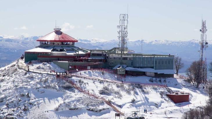 Confeitaria Giratória do Teleférico Cerro Otto