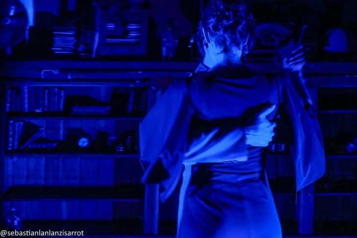 El Mallín Tango é ambientado em um viejo almacén