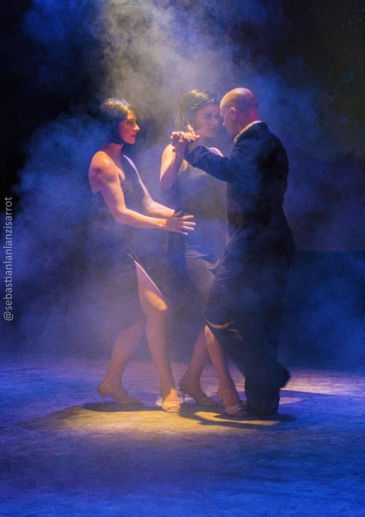 show de tango em Bariloche