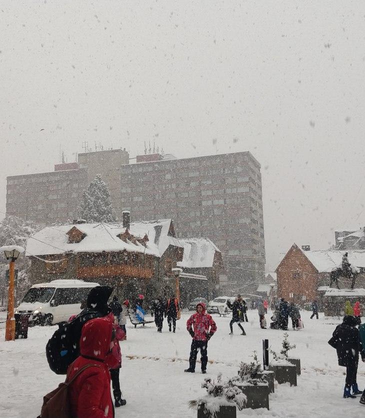 Bariloche está preparada para fortes nevadas