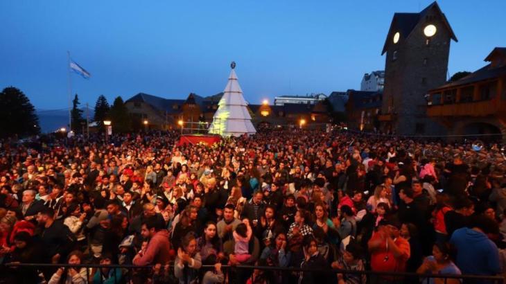 Árbol de Navidad de Bariloche