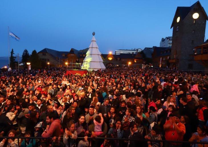 Árvore de Natal de Bariloche
