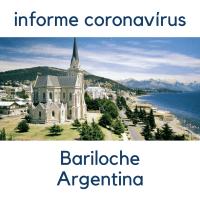 Novo coronavírus (COVID-19): situação em Bariloche e Argentina