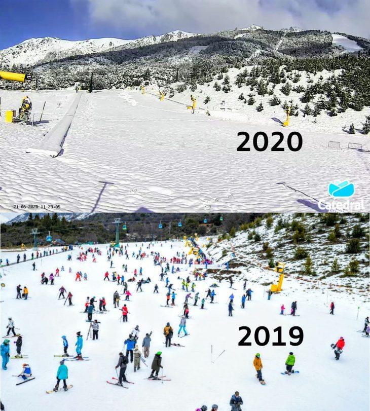 Bariloche 2019 e 2020