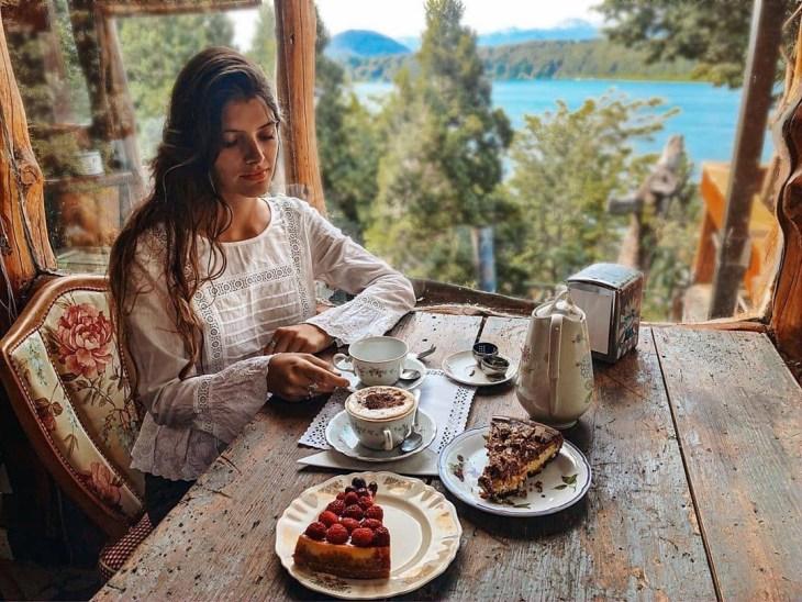 Casa de chá Chiado em Bariloche
