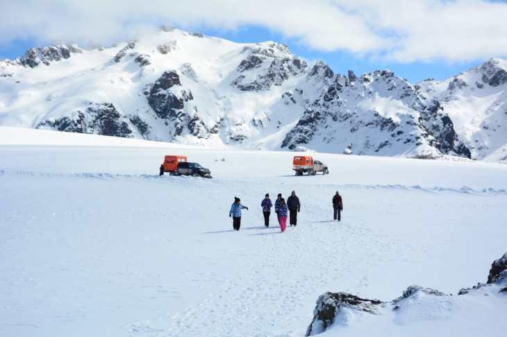 Snowcat Patagonia