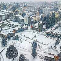 Quando é a melhor época para ver neve em Bariloche?