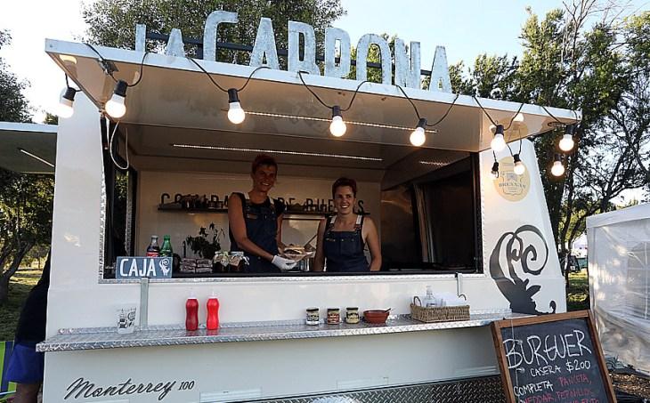 La Cabrona, food truck de Bariloche.