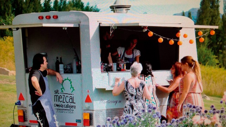 Mr. Mezcal, food truck de Bariloche