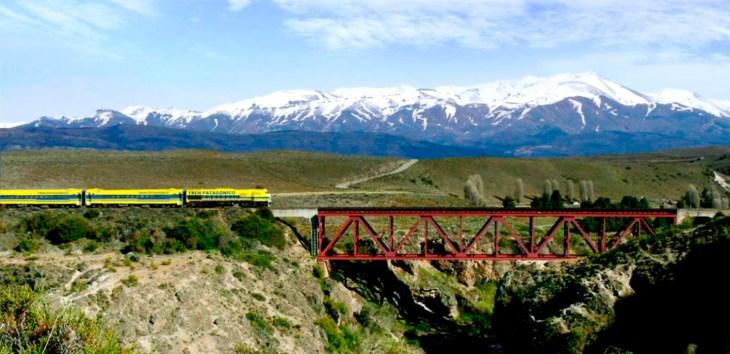 trem patagônico