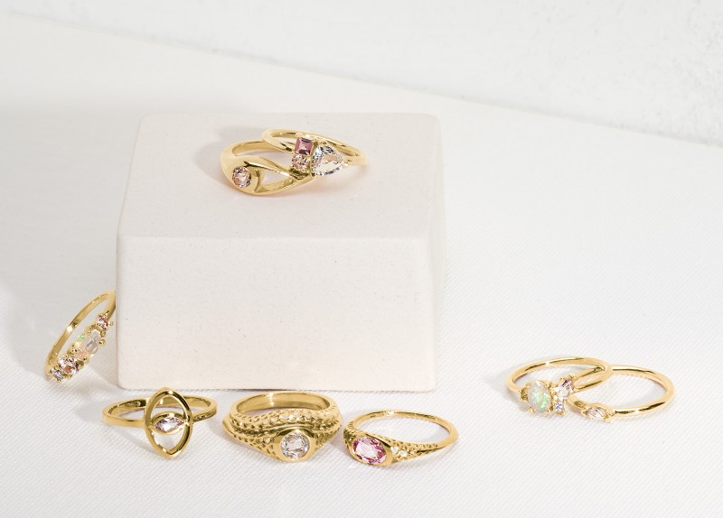 Re-think Pink with Bario Neal Rings