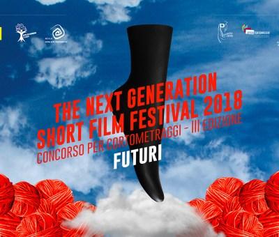 """al Cineporto il premio  """"next generation film festival 2018"""""""