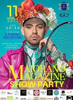Al Fortino il Maiorano Fashion Show